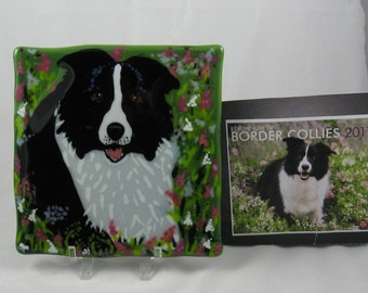 "7""x 7""  Custom pet portrait"