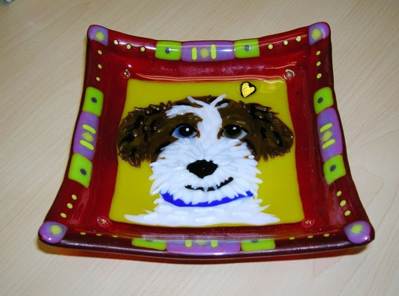 "6"" x 6' Custom pet portrait"