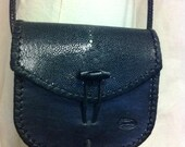 Hand stitched Leather Hand Bag