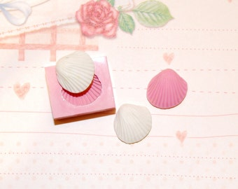 Shell (small size) Mold/Mould for Resin, Polymer clay & Air dry Clay 1,5 cm