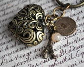 French Charms and Treasures - My Love Keychain - Free Worldwide Shipping