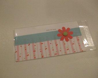 200 3.7 x 6.9 Clear Resealable Cello Plastic Envelopes/Bags