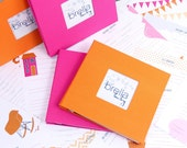 Modern Baby Memory Book (LUCY) New Reduced Pricing