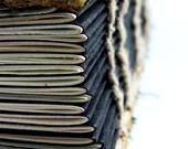 vintage upcycled hardback journal
