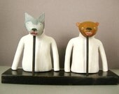 Wolf and Bear Mook, Custom Order