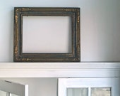 Antique Gilt Picture Frame, Turn of Century, Edwardian Era