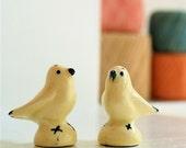 little birds salt and pepper set