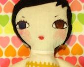Cottage Little Sister Doll - SALE