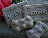 Grapefruit and Sea Kelp Moisturizing Exfoliating and  Massaging Soap