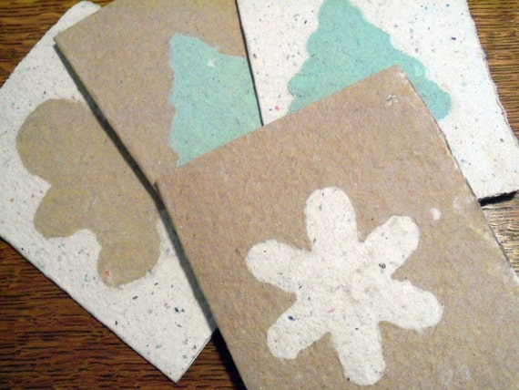handmade paper for sale sale set of 10 handmade recycled paper cards 5237