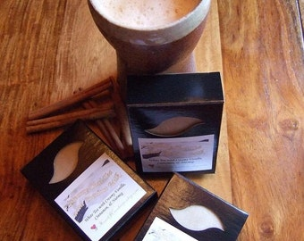 CREAMY CHAI TEA with Coconut Milk Handmade Soap Bar