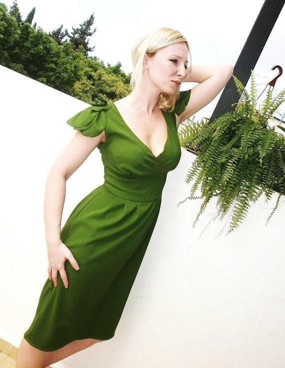 Find deep green dress at ShopStyle. Shop the latest collection of deep green dress from the most popular stores - all in one place.