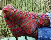 Sock Knitting Pattern - Four Strands