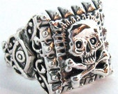 Tito Pirate Custom Skull Ring