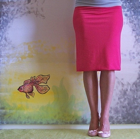 Pencil Skirt - Made to Measure