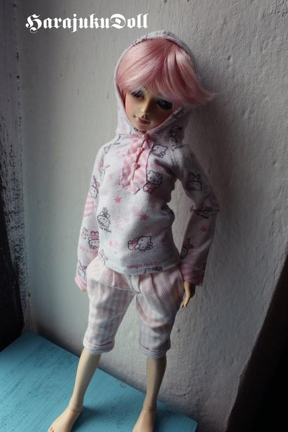 Slim msd / narsha hello kitty hoodie