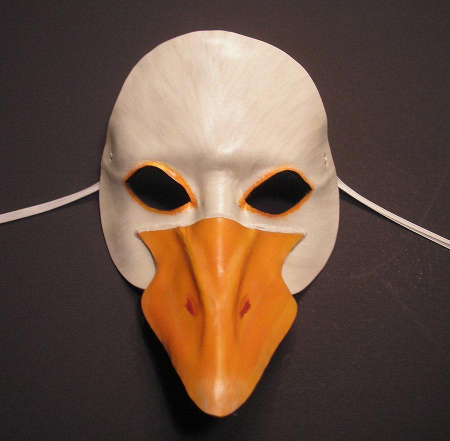 Гусь картинки маска