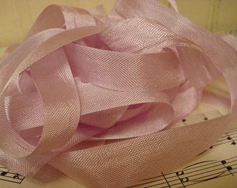 5 Yards Vintage Seam Binding - Violet