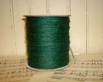 Dark Green Twine - 20 Yards