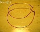 Myla Earrings (Brass/Copper)