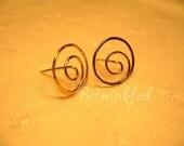 Bessie Lou Earrings (Gold-Filled)