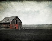 Red Barn 8x12 Fine Art Photograph