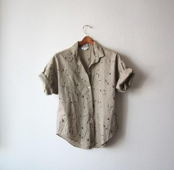 1980s Club Girl Novelty Shirt Size S,M,L