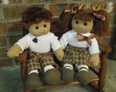 Cutie Kids Dolls - Bandstand Kids