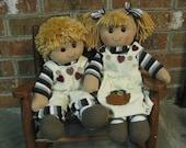 Cutie Kids Dolls - Cookies n' Cream Kids