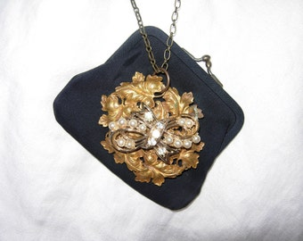 Coin Purse Necklace