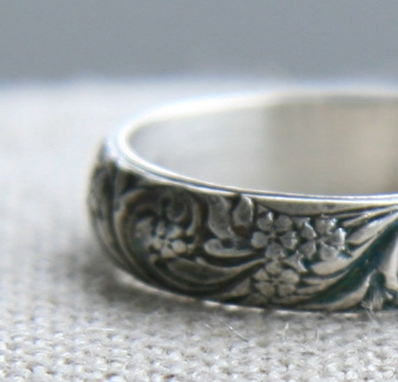Flower Jewelry - Floral Ring - Juliet Ring
