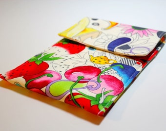 Kindle Nook or other E-Reader Pouch Case Sleeve