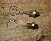 Gaia Short Earrings
