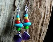 Memories of Tibet Earrings