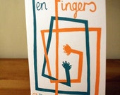 Ten Fingers zine issue 1