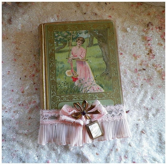 Vintage Book Bad Little Hannah- A Story for Girls Series- L.T. Meade