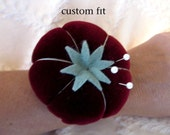 Wrist Pincushion - Custom Fit
