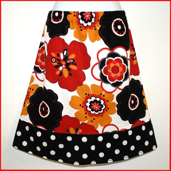 Skirt,  Aline, 28 inches around at Waist stretches to 36 inches, Excellent  Cotton,