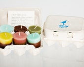 Six Pack Votive Candle Gift Set