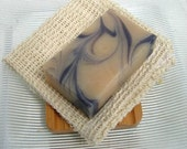 Vegan Lavender Soap  - Lavender Soap - Organic Cold Process Soap - Olive Oil Soap