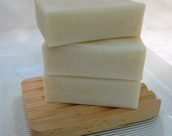 Castile, Olive Oil Handmade Organic Soap, Vegan, Cold Process Soap