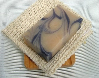Vegan Lavender Soap  - Lavender Soap - Organic Cold Process Soap - Olive Oil Soap
