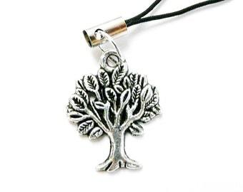 Tree Of Life Cell Phone Charm / Purse Charm / Scissors fob / Car Charm / Zipper Pull