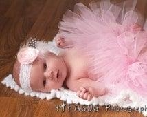 SALE Pink Baby Tutu,Pink Infant tutu,Baby Girl Tutu Skirt,Pink Tutu For Babies,Baby Shower Gifts,Newborn Tutu,Infant tutu, Baby Tulle Skirt