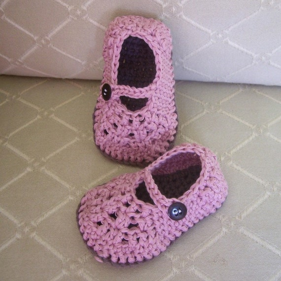 Crochet Pattern For A Baby Jacket : Crochet Basics Mary Janes Baby/Toddler Pattern by ...