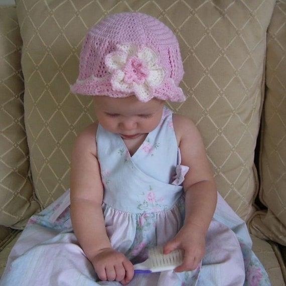 Download Now - CROCHET PATTERN The Isabella Grace Hat - Crochet Princess Collection - Pattern PDF