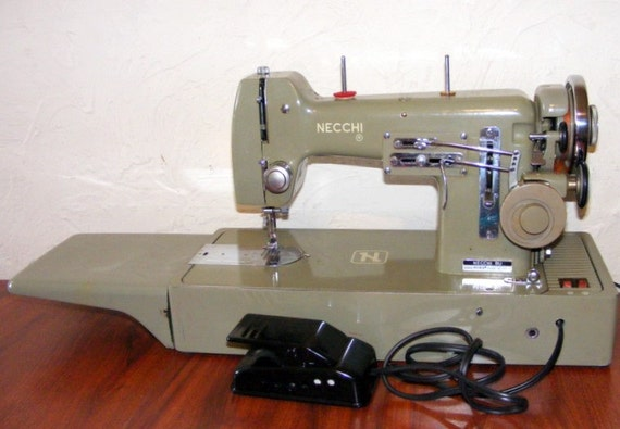 Necchi BU Mira with Wonder Wheel Sewing Machine