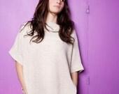 Cashmere Poncho - One Size