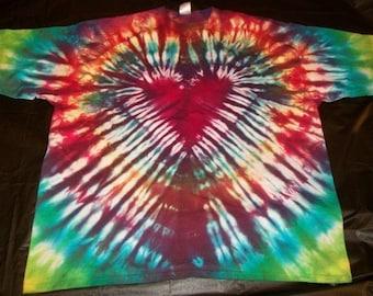 Design Your Own Custom Tie Dye T-Shirt