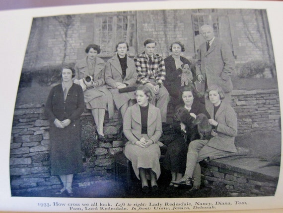 Hons and Rebels, Jessica Mitford, London, 1st Ed., 1960